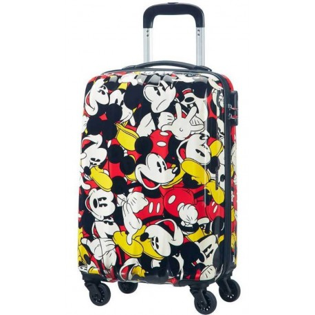 Maleta Spinner Mickey Mouse Disney American Tourister