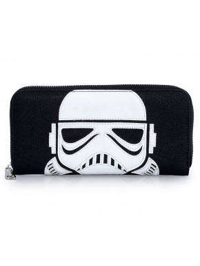 Cartera Star Wars Stormtrooper Casco Loungefly