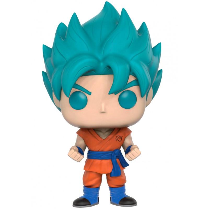 Funko Pop Goku Super Saiyan God Por Solo 19 90