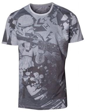 Camiseta Star Wars Mudtrooper Solo