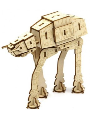 Maqueta 3D AT-ACT Star Wars IncrediBuilds