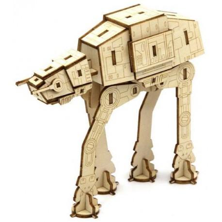 Maqueta 3D AT-ACT Star Wars IncrediBuilds