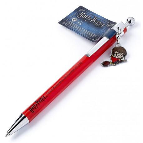 Bolígrafo Harry Potter Harry con Escoba