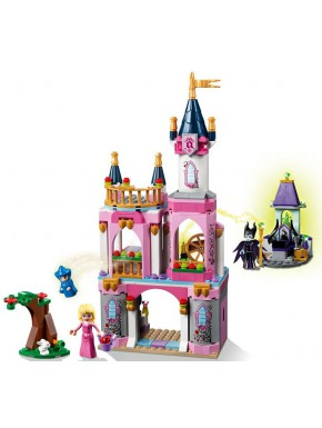 Kit LEGO La Bella Durmiente Castillo Disney