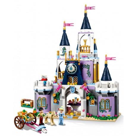 Kit LEGO La Cenicienta Castillo Disney