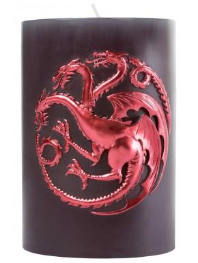 Vela Deluxe XL Juego de Tronos Targaryen