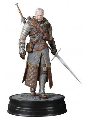 Figura Geralt de Rivia The Witcher III 20 cm Dark House