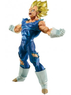 Figura Banpresto Majin Vegeta Dragon Ball Z Blood of Saiyans