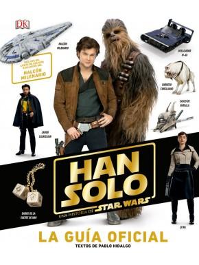 Libro Han Solo: Una Historia de Star Wars La Guía Oficial