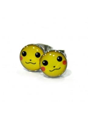 Pendientes Pikachu