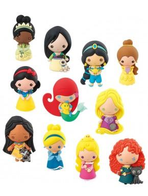 Mini figuras llavero sorpresa Princesas Disney