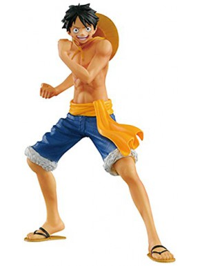 One Piece Figura 16 cm Luffy Banpresto