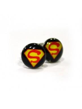 Pendientes Superman