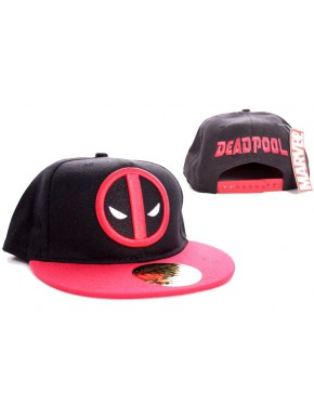 Gorra Deadpool Marvel Icon