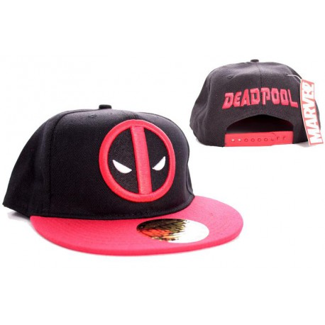 7494418fa97b3 Gorra Deadpool Marvel Icon solo 17