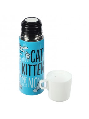 Termo de Acero Inoxidable 350ml - Simon's Cat