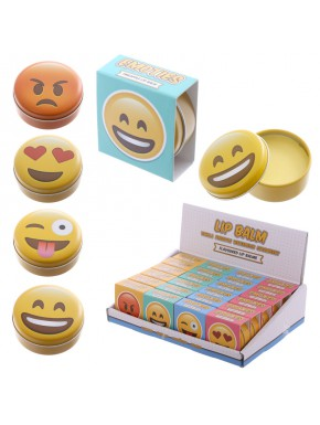 Balsamo de Labios Emoticonos