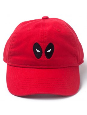 Gorra Deadpool Marvel Ojos