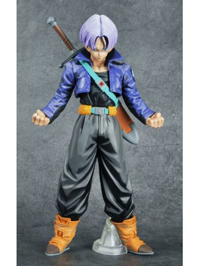 Figura Trunks Dragon Ball 24 cm Banpresto Dimension Master Stars Piece
