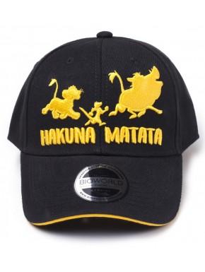Gorra Disney El Rey León Hakuna Matata