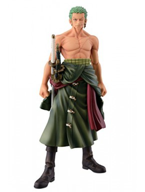 Figura Zoro One Piece 26 cm Banpresto Dimension Master Stars Piece