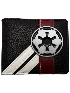 Cartera Emblema Imperio Star Wars