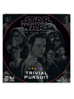 Trivial Star Wars Castellano