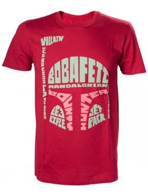 Camiseta Star Wars Boba Fett Vintage