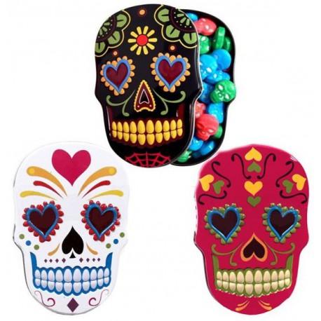Caramelos Calavera Mexicana Día de los Muertos