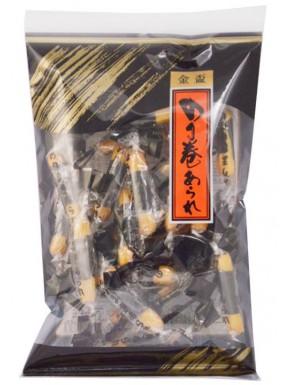 Galletas de Arroz envueltas en Alga Nori 33 g