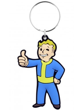Llavero Fallout Vault Boy Thumbs Up
