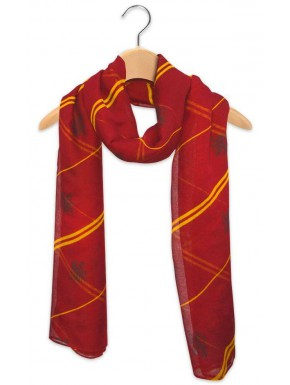 Pañuelo Harry Potter Gryffindor Granate