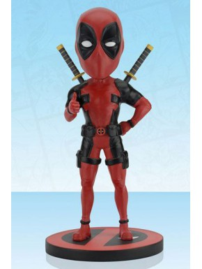 Figura Deadpool Cabezón Head Knocker