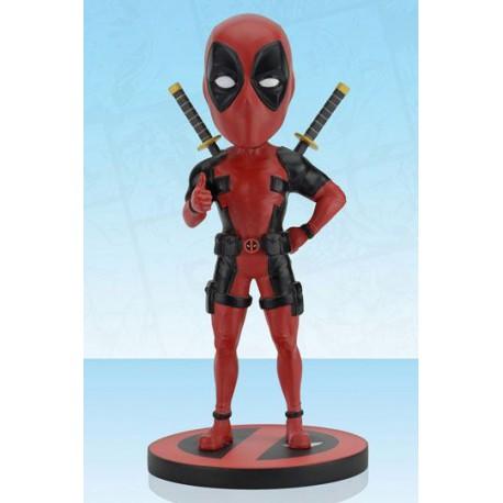 Figura Deadpool Cabezón Head Knocker