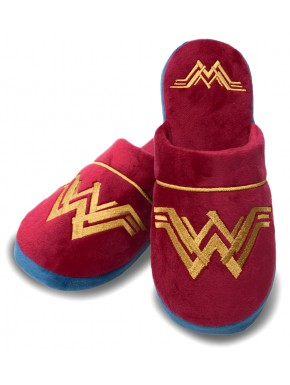 Zapatillas Wonder Woman Granate