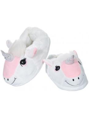 Pantuflas Unicornio grandes