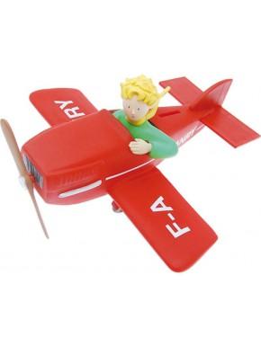 Hucha El Principito en avión 27 cm