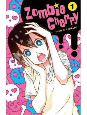 Libro Cómic Zombie Cherry 1