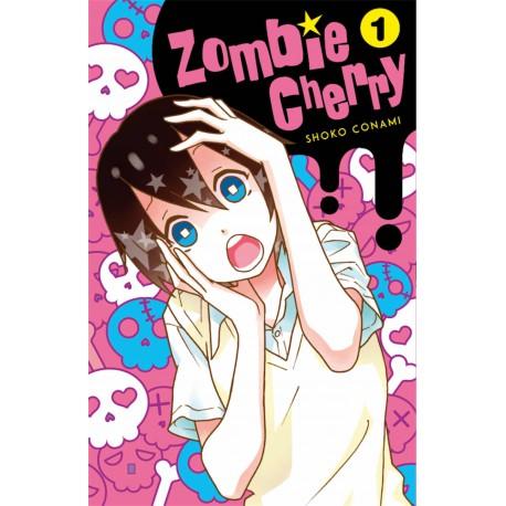 Libro Cómic Zombi Cherry 1