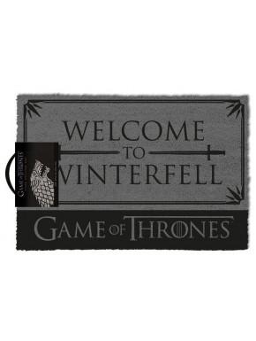 Felpudo coco Juego de Tronos Welcome to Winterfell