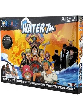 Juego de Mesa One Piece Water 7
