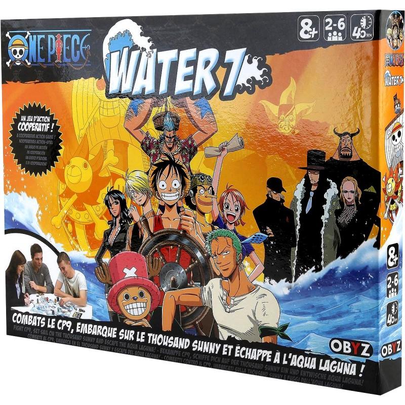 Juego de mesa one piece water 7 por solo 29 90 for One piece juego