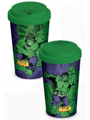 Taza de Viaje Hulk Marvel Comics