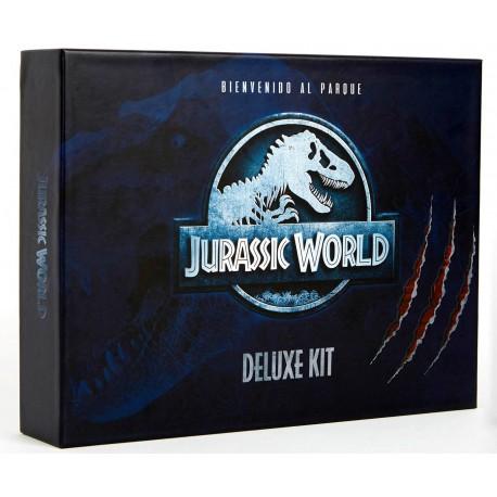 Caja de Colección Jurassic World Deluxe Kit