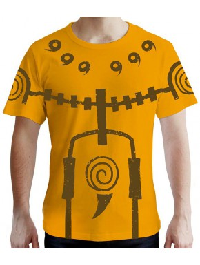 Camiseta Naruto Chakra Mode