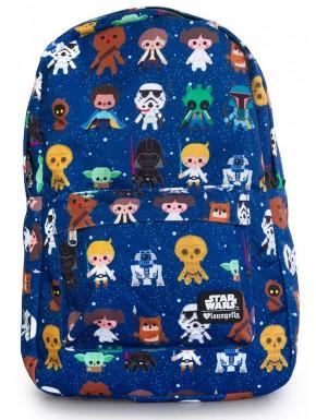 Bolso mochila Loungefly Star Wars Personajes