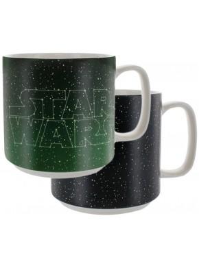 Taza térmica Star Wars Constelaciones