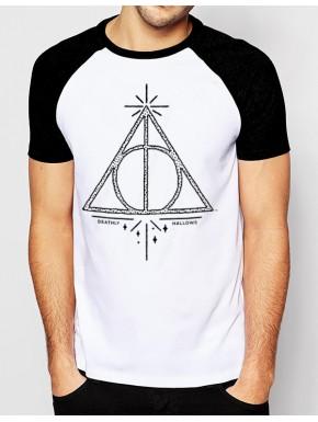 Camiseta Harry Potter Reliquias de la Muerte