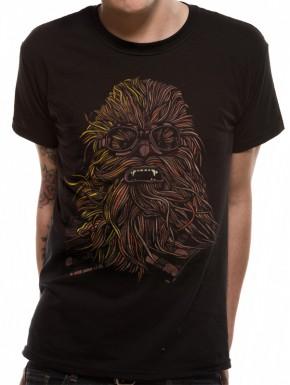 Camiseta Chewbacca Star Wars Chewie Goggles Solo