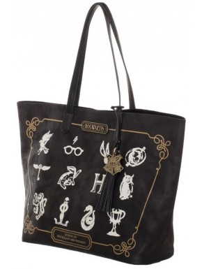 Bolso con asas Hogwarts Harry Potter Icons